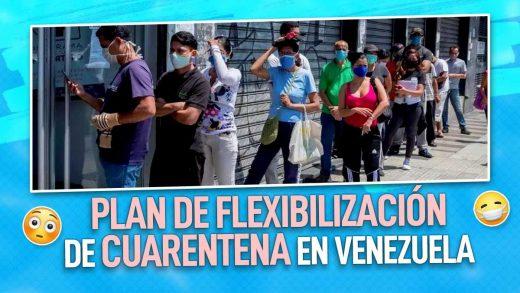 plan de flexibilización de Cuarentena