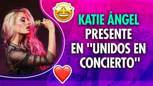 """Katie Ángel en """"Unidos en Concierto"""""""