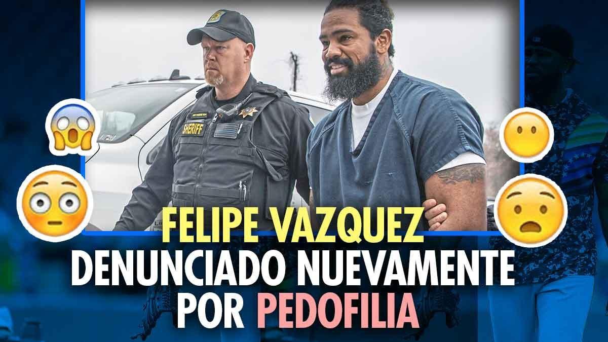 Felipe Vázquez enfrenta cargos por pedofilia