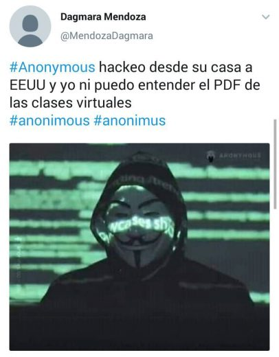 memes divertidos de anonymous