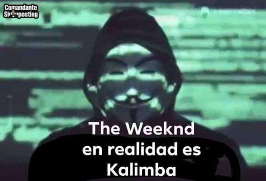 memes de the weeknd