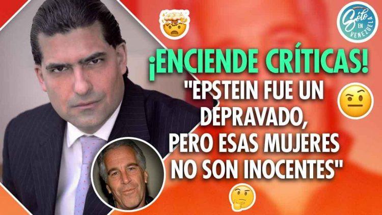 Polémica de Carlos Soza Azpúrua