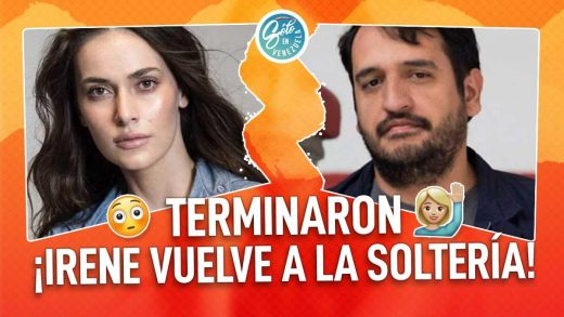 Irene Esser y el hijo de López Obrador