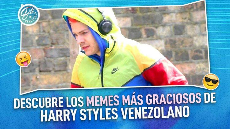 Harry Styles venezolano