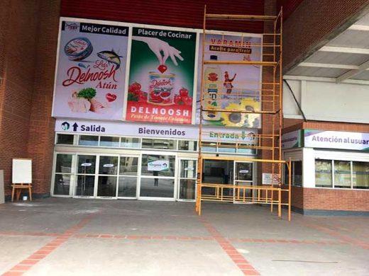 supermercados iranies