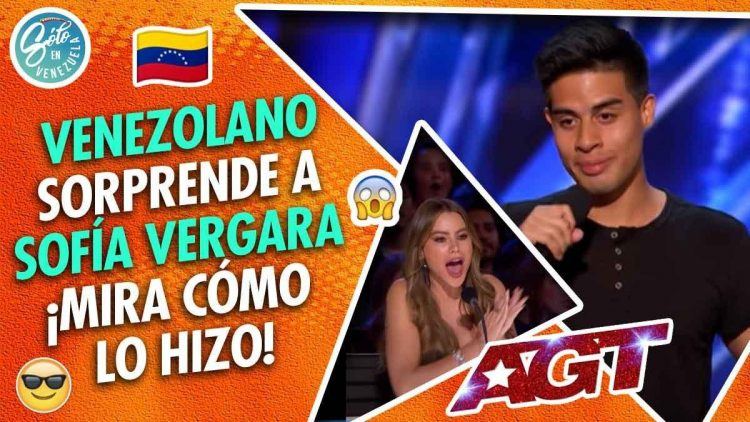 Mago venezolano en America's Got Talent