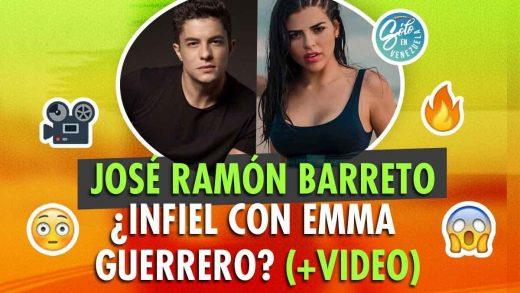 Vídeo íntimo de José Ramón Barreto y Emma Guerrero