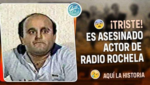 muerte de Ismael Alviárez de Radio Rochela