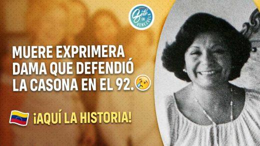 Blanca Rodríguez de Pérez