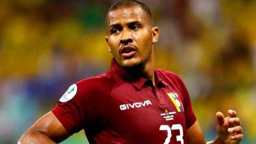 salomon rondon futbolistas venezolanos mejor pagados
