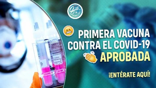 primera vacuna contra el coronavirus