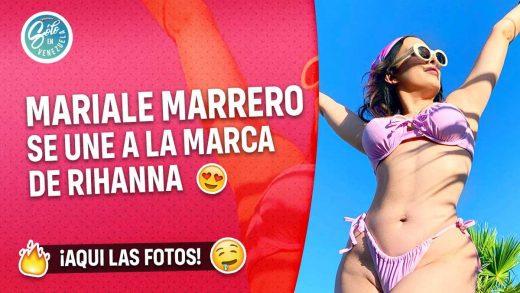 Mariale Marrero es modelo de Rihanna