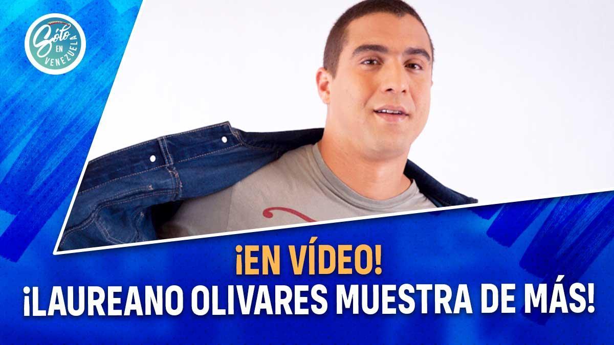 Vídeo de Laureano Olivares haciendo ejercicio
