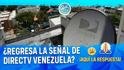 Regresa DIRECTV Venezuela