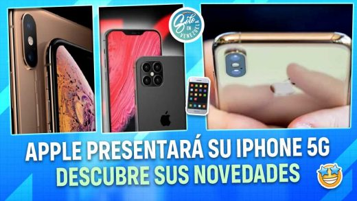 Apple presentará su iPhone 5G