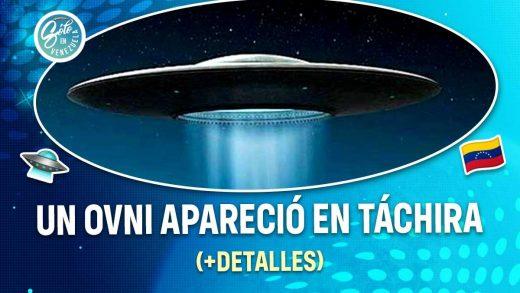 Reportan avistamiento OVNI en Táriba