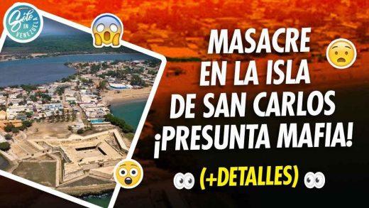 Denuncian masacre en la Isla de San Carlos