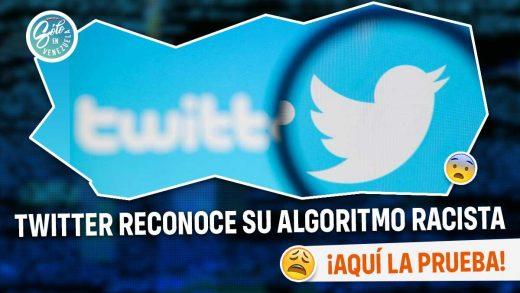 Denuncian algoritmo racista de Twitter