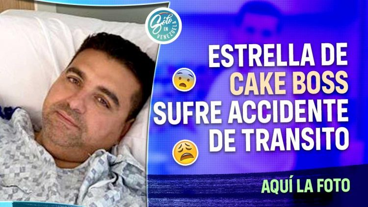 Buddy Valastro de Cake Boss sufrió accidente