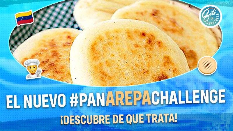 pan arepa challenge