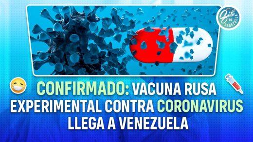 Vacuna rusa contra Coronavirus