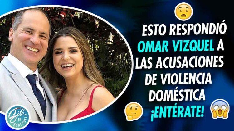 Omar Vizquel responde a las acusaciones