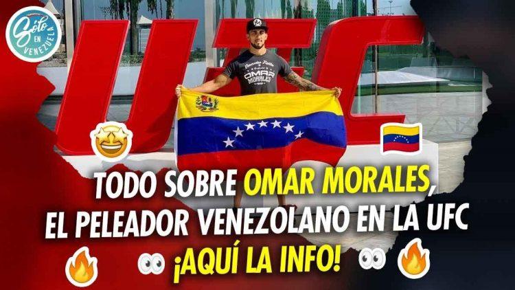 venezuelan fighter UFC