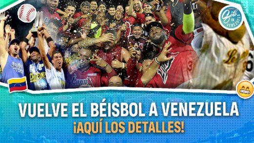 vuelve el beisbol a venezuela