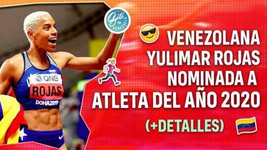 Yulimar Rojas nominada a World Athletics 2020