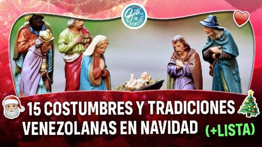 costumbres y tradiciones navideñas en Venezuela