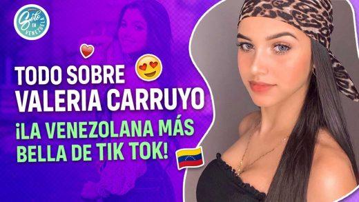 Venezolana más famosa en Tik Tok