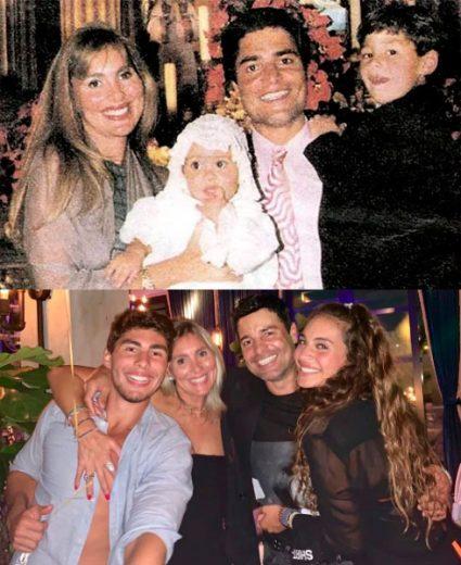 Marilissa Maronesse y Chayanne hijos