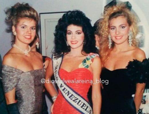 finalistas Miss Venezuela 1988