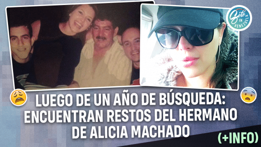 Asesinan al hermano de Alicia Machado