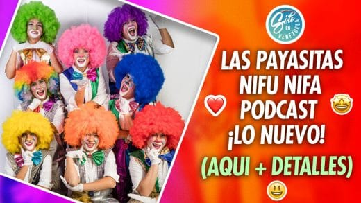 nuevo podcast de las payasitas nifu nifa