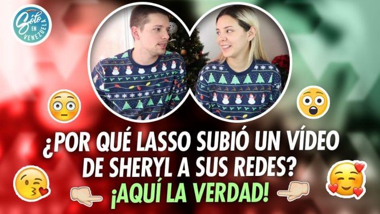 Lasso y Sheryl se reconciliaron