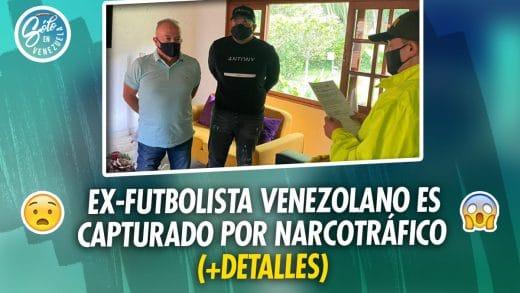 futbolista venezolano narco