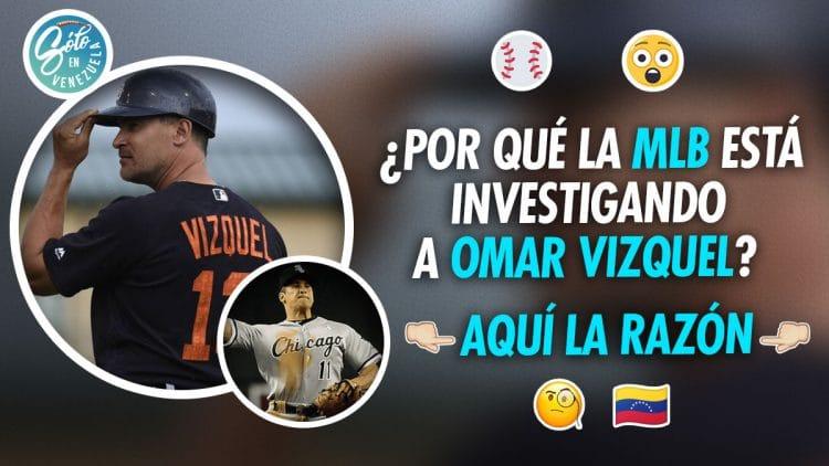 Omar Vizquel es investigado por la MLB