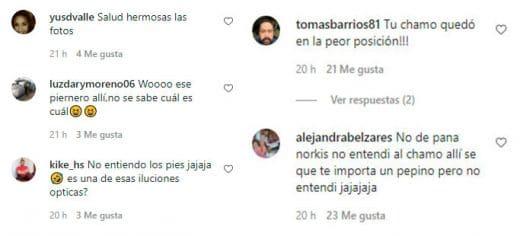 Norkys Batista criticada por los usuarios