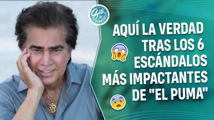 escándalos de José Luis Rodríguez