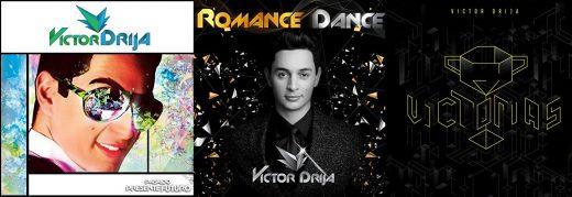 álbumes de Víctor Drija