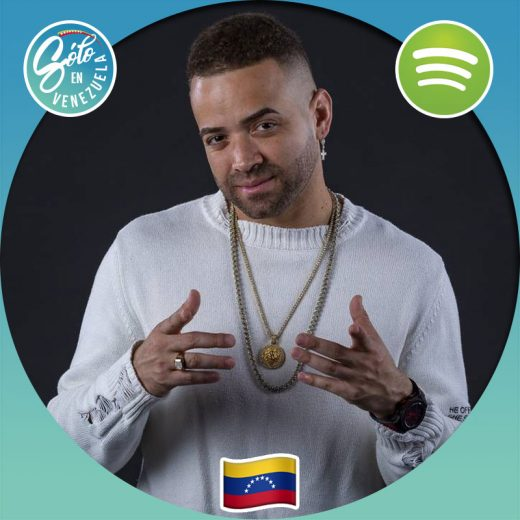 venezolanos con más reproducciones en Spotify