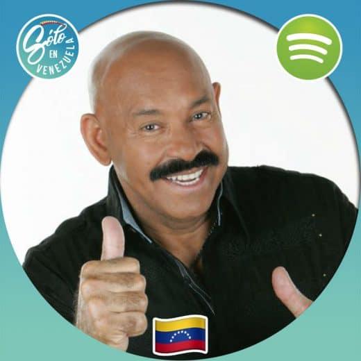cantantes venezolanos de salsa en Spotify