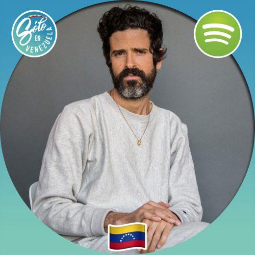 famosos venezolanos en Spotify