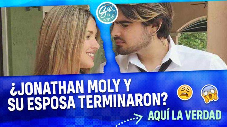 Jonathan Moly y Andrea Villarroel se van a divorciar