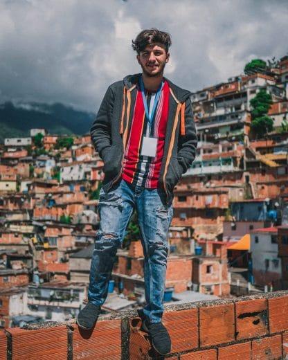 youtuber venezolano detenido por manejar el metro