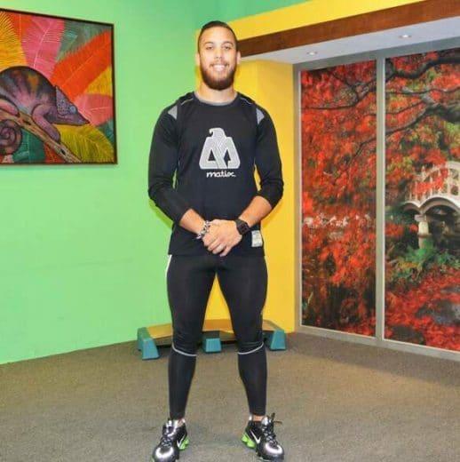 luchadores venezolanos de la MMA