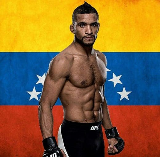 peleadores venezolanos