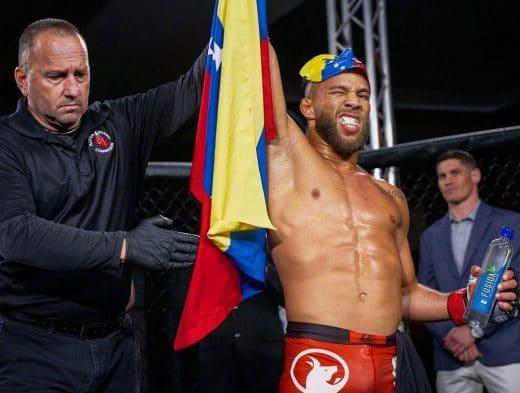 luchadores venezolanos