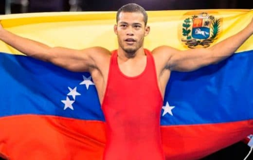 peleadores de Venezuela